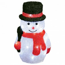 Снеговик световой [27 см] Uniel ULD 11034